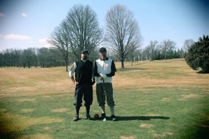Dutch and Bobby's Courses both bring back fond memories of past birdies and bogeys with my buddy.