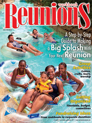 Cragun's Resort featured as One of the Best Family Reunions Locations by Reunions Magazine