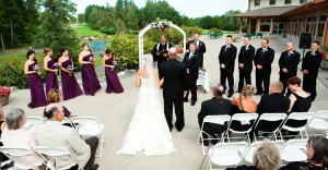 How to choose the perfect location for your wedding.